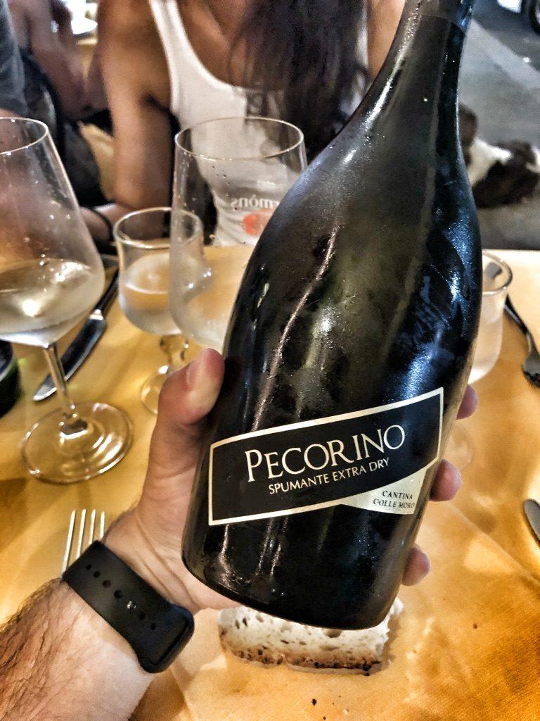 Víno Pecorino